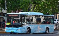 厦门858路公交车路线