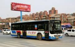 西安366路公交车路线