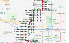 西安207路公交车路线