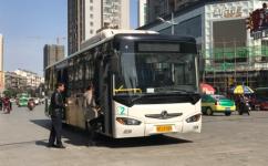 襄阳2路公交车路线