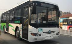 襄阳535路公交车路线