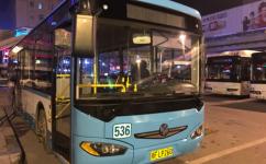 襄阳536路公交车路线
