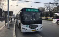 襄阳67路公交车路线