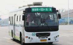 襄阳53路公交车路线