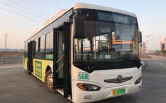 襄阳568路公交车路线