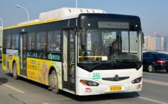 襄阳543路公交车路线