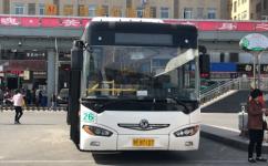 襄阳26路公交车路线