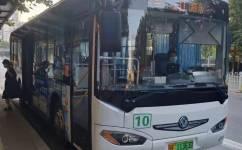 襄阳10路(临时)公交车路线
