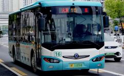 襄阳16路公交车路线