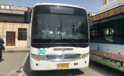 襄阳302路公交车路线