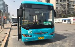襄阳22路公交车路线