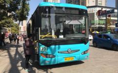 襄阳73路公交车路线