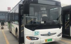 襄阳52路(鹿门寺风景区旅游专线)公交车路线