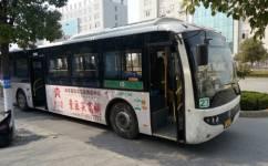 襄阳27路公交车路线