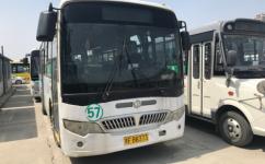 襄阳57路公交车路线