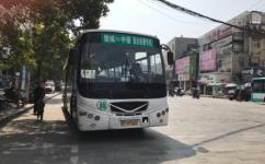 襄阳五中专线公交车路线