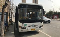 襄阳542路公交车路线