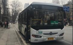 襄阳16A路公交车路线