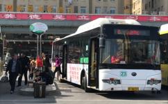 襄阳23路公交车路线