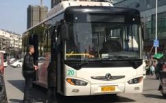 襄阳20路公交车路线