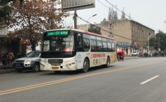 襄阳21路公交车路线