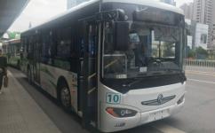 襄阳10路(外)公交车路线
