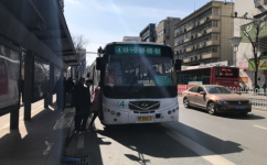 襄阳4路公交车路线