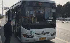 襄阳516路公交车路线