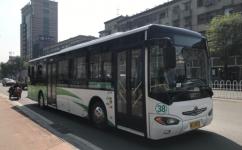 襄阳38路公交车路线