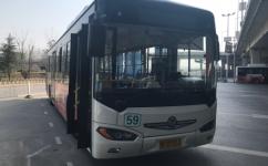 襄阳59路公交车路线