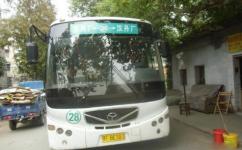 襄阳28路公交车路线