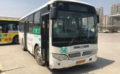 襄阳58路公交车路线