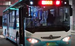 襄阳G02(高铁专线02路)公交车路线