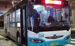 襄阳G04(高铁专线04路)公交车路线