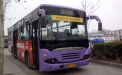 咸阳14路公交车路线