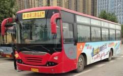 咸阳55路公交车路线