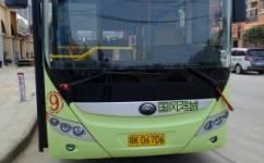 孝感9路公交车路线