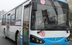 孝感16路公交车路线