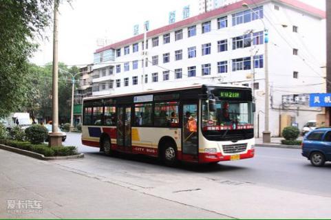 西宁36路公交车路线