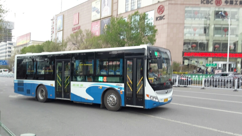 西宁4路公交车路线