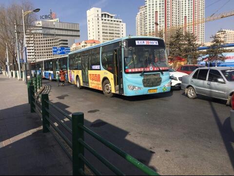 西宁39路公交车路线