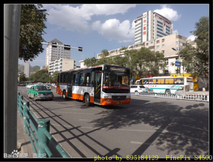 西宁58路公交车路线