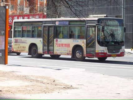 西宁10路公交车路线