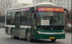 新乡新运320线公交车路线