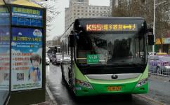 新乡55路/K55路(洪门建材市场区间)公交车路线