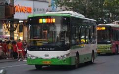新余801路公交车路线