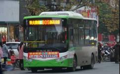 新余805路公交车路线