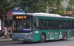 新余802路公交车路线