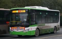 新余602路公交车路线