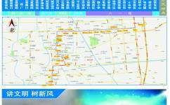 许昌2路公交车路线